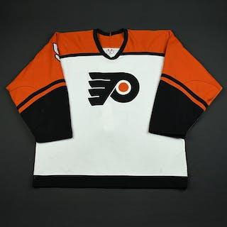 Johnsson, Kim White Set 2 Philadelphia Flyers 2005-06 #5 Size: 56