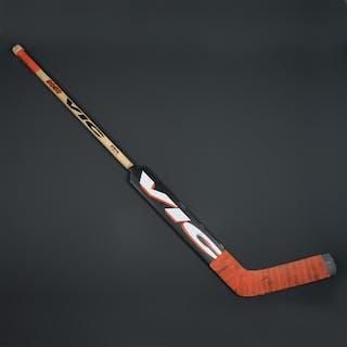 Vanbiesbrouck, John * VIC 9050 Stick - Autographed Philadelphia Flyers