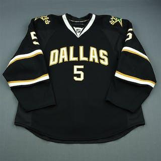 Niskanen, Matt Black Set 1 Dallas Stars 2010-11 #5 Size: 56