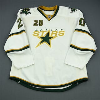 Sutherby, Brian Third Set 1 Dallas Stars 2010-11 #20 Size: 58