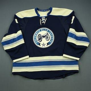 Connauton, Kevin Third Set 2 Columbus Blue Jackets 2014-15 #4 Size: 58