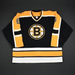 Stuart, Brad Black Set 3 Boston Bruins 2005-06 #6 Size: 56