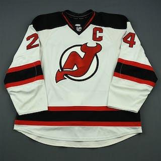 Salvador, Bryce White Set 1 w/C New Jersey Devils 2013-14 #24 Size: 58+