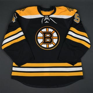 Morrow, Joe Black Set 2 Boston Bruins 2015-16 #45 Size: 56