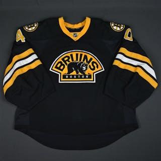 Rask, Tuukka Third Set 2 Boston Bruins 2015-16 #40 Size: 58G