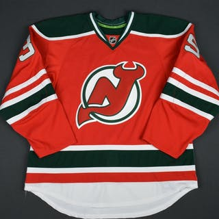 Helgeson, Seth Retro Red and Green Vintage Set - Game-Issued (GI)