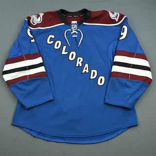 Duchene, Matt Third Set 2 Colorado Avalanche 2013-14 #9 Size: 56