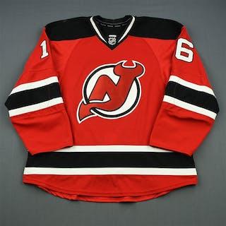 Josefson, Jacob Red Set 3 New Jersey Devils 2013-14 #16 Size: 56