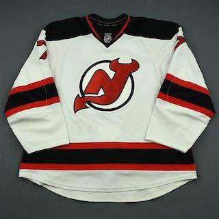 Fayne, Mark White Set 3 New Jersey Devils 2013-14 #7 Size: 58