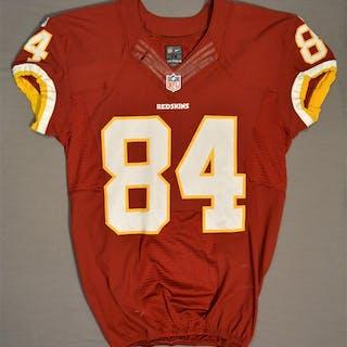 Paul, Niles Burgundy Regular Season Washington Redskins 2014 #84 Size: 44 SKILL
