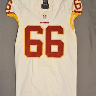Chester, Chris White Regular Season Washington Redskins 2014 #66 Size: 46 LINE