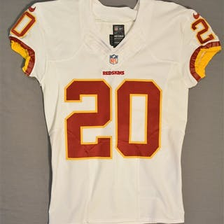 Minnifield, Chase White Regular Season Washington Redskins 2014 #20