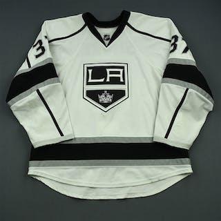 Shore, Nick White Set 2 - 1st NHL Goal Los Angeles Kings 2014-15 #37 Size: 56
