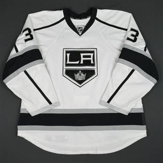 McNabb, Brayden White Set 2 Los Angeles Kings 2015-16 #3 Size: 58