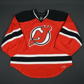 Kinkaid, Keith Red Set 3 New Jersey Devils 2015-16 #1 Size: 58G