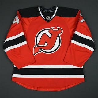 Warsofsky, David Red Set 3 New Jersey Devils 2015-16 #47 Size: 54