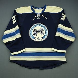 Gibbons, Brian Third Set 1 Columbus Blue Jackets 2014-15 #23 Size: 54