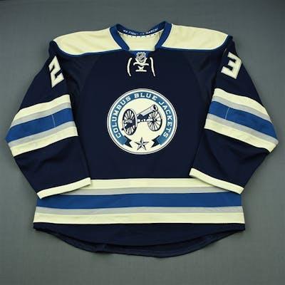 Gibbons, Brian Third Set 2 Columbus Blue Jackets 2014-15 #23 Size: 54