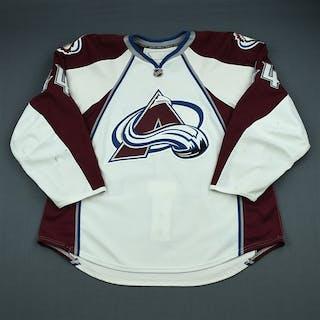 Wilson, Ryan * White Set 1 (NHL Debut) Colorado Avalanche 2009-10 #44 Size: 58