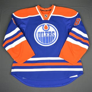 Reinhart, Griffin Blue Set 1 Edmonton Oilers 2015-16 #8 Size: 58