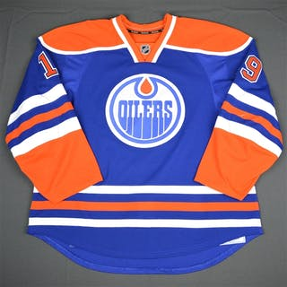 Schultz, Justin Blue Set 1 Edmonton Oilers 2015-16 #19 Size: 58