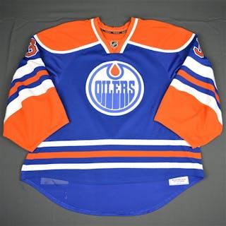 Talbot, Cam Blue Set 1 Edmonton Oilers 2015-16 #33 Size: 58G