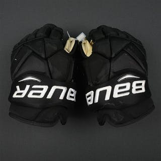 Provorov, Ivan Bauer Vapor 1X Pro Gloves Philadelphia Flyers 2016-17