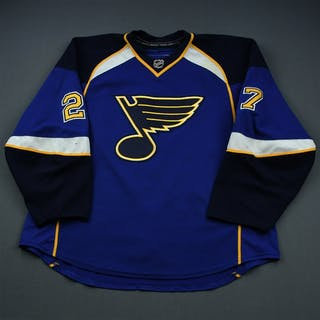 Pietrangelo, Alex * Blue - Set 2 St. Louis Blues 2010-11 #27 Size: 58
