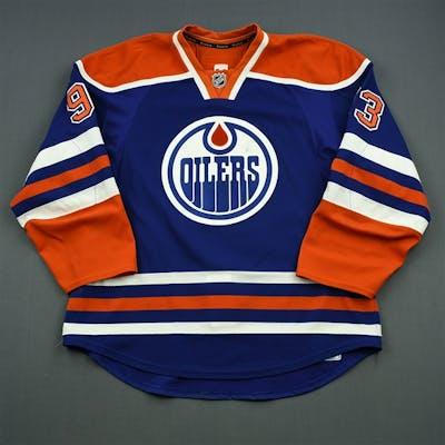 Nugent-Hopkins, Ryan Blue Set 2 Edmonton Oilers 2014-15 #93 Size: 56