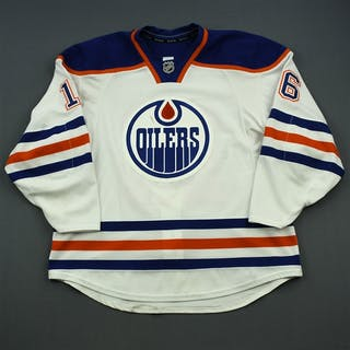 Purcell, Teddy White Set 1 Edmonton Oilers 2014-15 #16 Size: 56