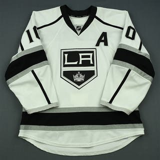 Richards, Mike White Set 2 w/A Los Angeles Kings 2013-14 #10 Size: 52