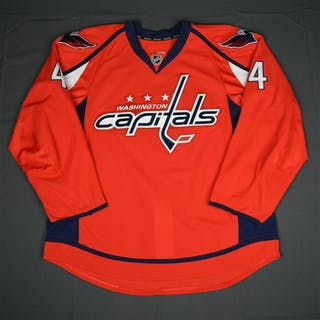 Chorney, Taylor Red Set 1 Washington Capitals 2015-16 #4 Size: 56