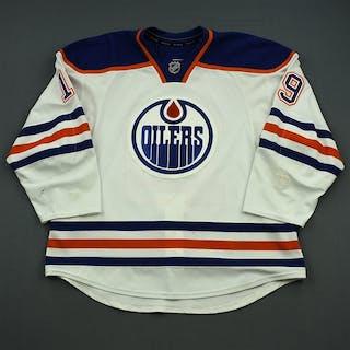 Schultz, Justin White Set 1 Edmonton Oilers 2014-15 #19 Size: 58