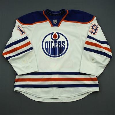 Schultz, Justin White Set 2 Edmonton Oilers 2014-15 #19 Size: 58