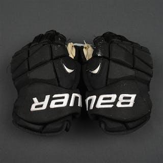Read, Matt Bauer Vapor APX Gloves - Photo-Matched Philadelphia Flyers