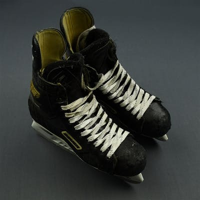 Oliwa, Krzysztof Bauer Skates New Jersey Devils 1996-00 #29