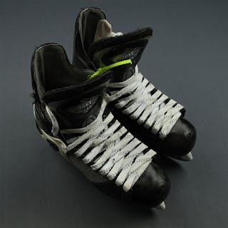 Morrison, Brendan CCM 1052 Custom Lite Skates New Jersey Devils 1997-00 #9