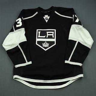 Shore, Nick Black Set 2 - 1st NHL Point Los Angeles Kings 2014-15 #37 Size: 56