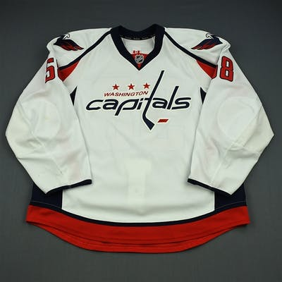 Carrick, Connor White Set 1 - NHL Debut Washington Capitals 2013-14