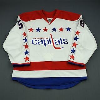 Carrick, Connor Third Set 2 Washington Capitals 2013-14 #58 Size: 56