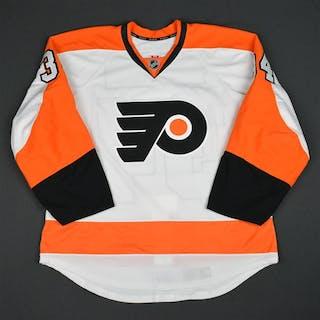 Conner, Chris White Set 1 - Preseason Only Philadelphia Flyers 2015-16
