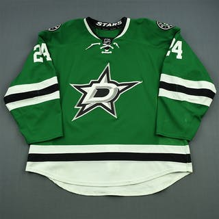 Benn, Jordie Green Set 2 Dallas Stars 2014-15 #24 Size: 58