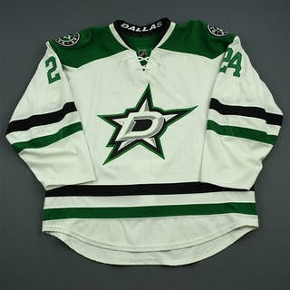 Benn, Jordie White Set 2 Dallas Stars 2014-15 #24 Size: 58