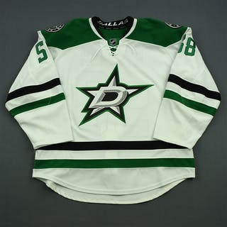 Bystrom, Ludwig White Set 1 - Training Camp Only Dallas Stars 2014-15