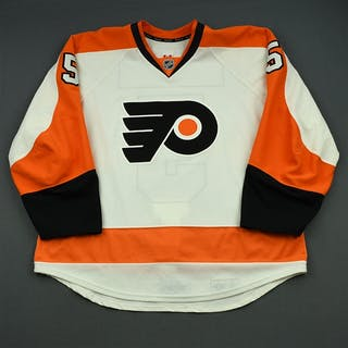 Coburn, Braydon White Set 2 Philadelphia Flyers 2014-15 #5 Size: 58