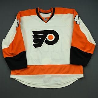 Couturier, Sean White Set 1 Philadelphia Flyers 2014-15 #14 Size: 56