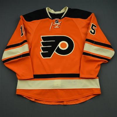 Del Zotto, Michael Third Set 2 Philadelphia Flyers 2014-15 #15 Size: 54