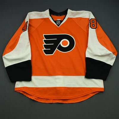 Delisle, Steven Orange Set 1 - Intrasquad Only Philadelphia Flyers