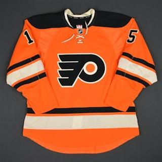 Del Zotto, Michael Third Set 2 Philadelphia Flyers 2015-16 #15 Size: 52