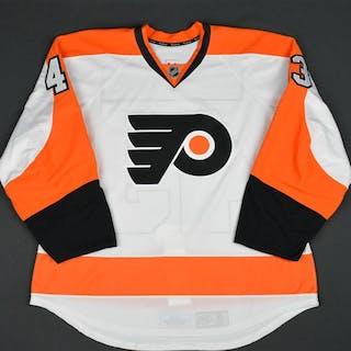 Drewiske, Davis White Set 1 - Game-Issued (GI) Philadelphia Flyers